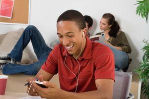 Spesifikasjonene til en Philips GoGear MP3