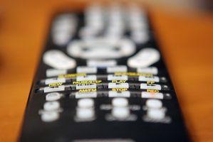 Flytte en Panasonic Viera TV fra 420 til 1080