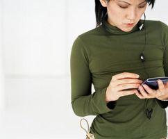 Hvordan å sette iTunes musikk på en Verizon alliert