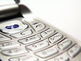 Hvordan å sende en SMS på Vodacom