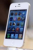Hva skjer når du slipper din iPhone-skjermen går alle hvitt?