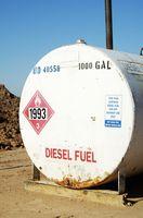 Diesel drivstoff vs blyfri