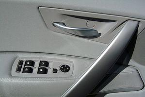 Honda Accord passasjer Side dør panelet fjerning