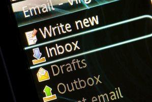 Slik Sync Gmail på trådløse