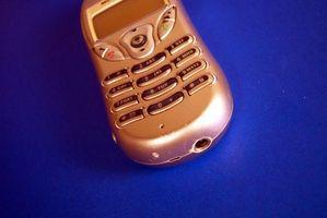 Hvordan overføre kontakter fra en Verizon telefon til en annen Verizon telefon