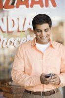 Hvordan å vise SMS i Vodafone flere