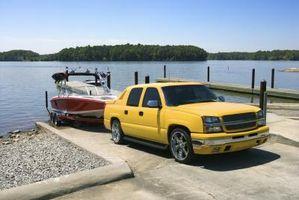 Hvordan du Wire båt Trailer lys til en bil