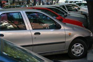 Hvor å sjekk en kjøretøyets