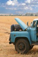Hvordan diagnostisere problemer med bilen basert på symptomene