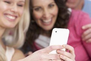 Hvordan å gå til Normal modus med en iPhone