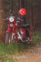 Spesifikasjoner for en 1985 Honda XR250