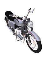 Hvordan finne opprinnelige motorsykkel dekk