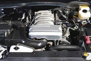 Tilbakestille diagnostiske koder på en Chrysler 300