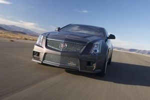 Fakta om Cadillac CTS-V