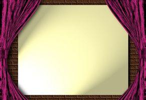 Hvordan lage en bakside-prosjektering skjermen