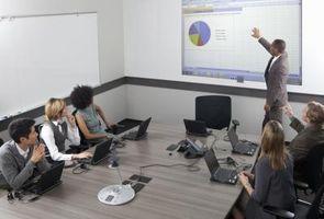 Spesifikasjoner for en Digital projektor