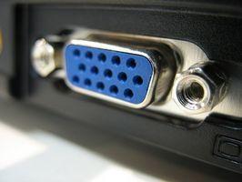Hvordan koble PC til Sony Bravia