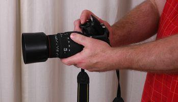 Hvordan fjerne motstanden av fokusringen av en kameralinse