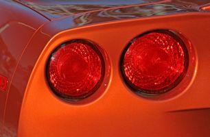 ' 92 corvette spesifikasjoner