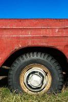 Hvordan erstatte en del for Ford 1968 F100 plukking