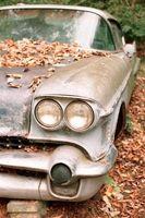 Slik klargjør Automotive overflater for Rust maling