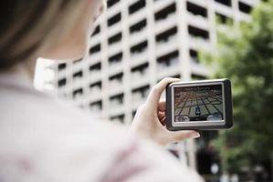 Hvordan lage GPS monteringer