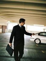 Hvordan å leie en bil for virksomheten