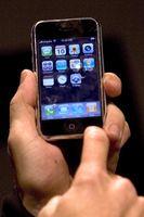 Kan jeg bruke iTunes sanger som ringetoner på min iPhone?