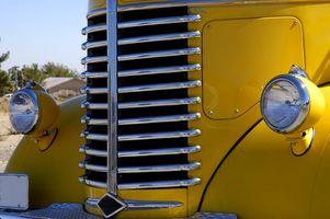 Chevy SSR spesifikasjoner