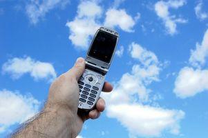 Hvilken mobiltelefon leverandører bruker CDMA?