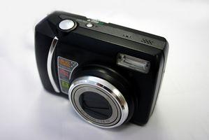 Hvordan epost bilder med et digitalt kamera