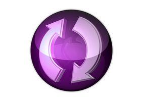 Slik Sync en App for en iPod