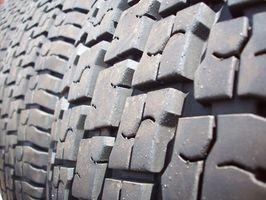 Hvordan balansere dekk med hjulet pigger
