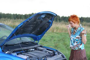 Hvordan erstatte frontlys pærer på en 2000 Chevy Malibu