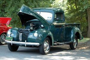 Kan jeg kjøpe Bilforsikring for min gamle lastebilen gjennom staten Michigan?
