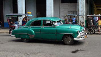 1953 Chevrolet spesifikasjoner