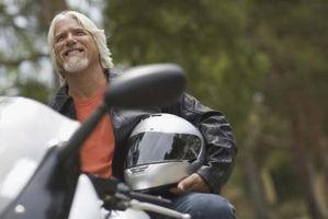 Stiler av Harley Davidson hele ansiktet hjelmer