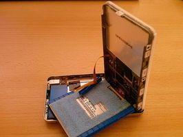 Hvordan åpne en tredje generasjons iPod