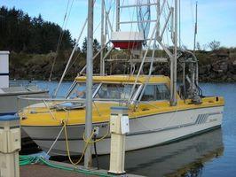 Hvordan velge en propell for båt