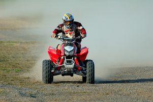 Spesifikasjoner for Honda TRX 350