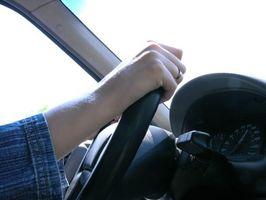 Regler for en Illinois førerens tillatelse