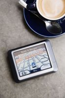 LG våger kompatibilitet med Garmin GPS-navigasjon