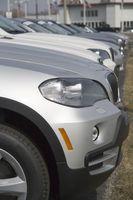 Hvor å feilfri forhandler merket tall av bilvinduet