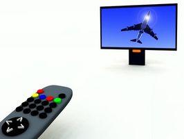 Koble en TV til et stereoanlegg