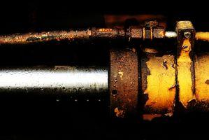 Pumpe Motor Seal typer