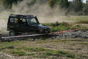 Hvordan bygge en Mud Bog lastebil