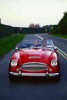 Sjeldne 1960-tallet engelske sportsbiler