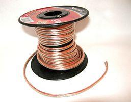 Hvordan du Wire Boston Acoustic Pro Series 4.2 komponenter
