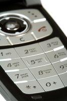 Hvordan legge til en ny melding varsling Tone til en Z750A Sony Ericsson-telefon