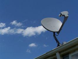 Hvordan kombinere satellitt & kabel